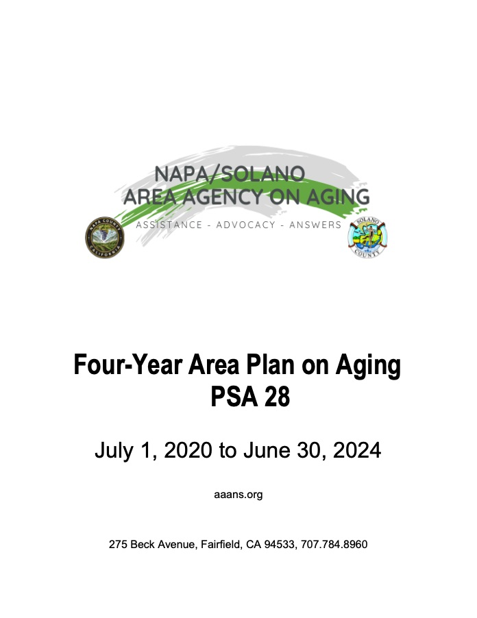 Click here to download our 2020-2024 Area Plan